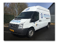 Photo of medium transit van